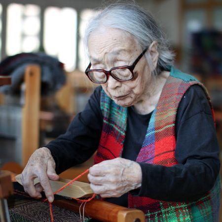 2012年01月21日:SAORI織り城みさを写真
