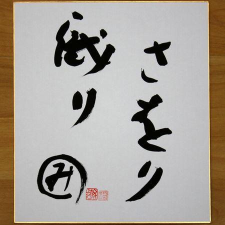 2013年07月19日:SAORI織り城みさを写真
